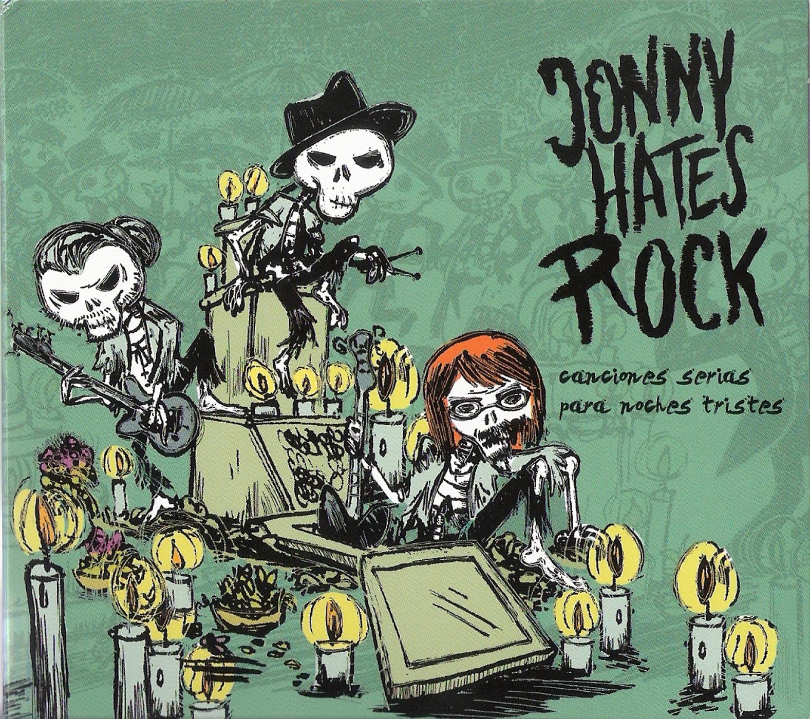 Jonny hates Rock